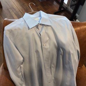 Ike Behar French Cuff Dress Shirt